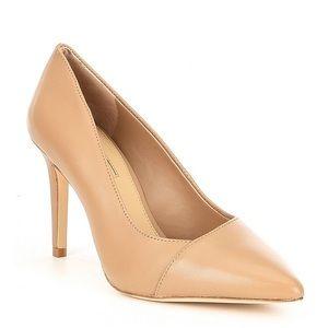 Antonio Melani nude heels, size 10